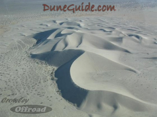 Amargosa Dunes Aerial Photo (aka Big Dune)