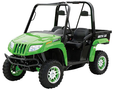 Product Review Arctic Cat Prowler
