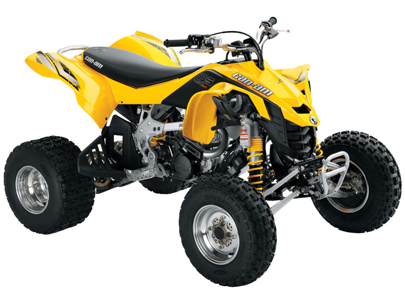 450cc ATV Comparison