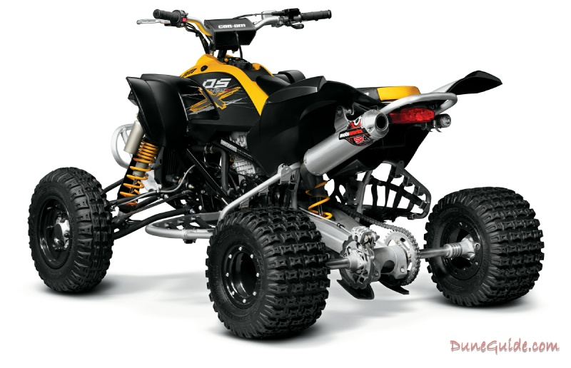 Product Review - Can Am DS450