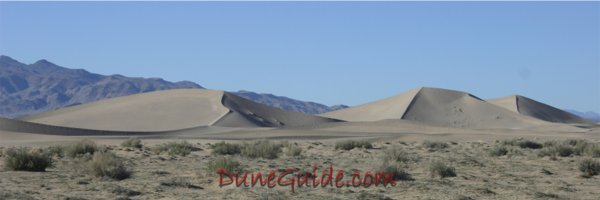 Clayton Valley Dunes