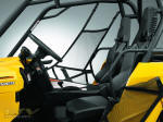 Can-Am Commander Adjustable Tilt Steering and Adjustable Seat