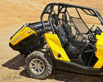 Can-Am Commander 800XT Dump Bed