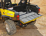 Can-Am Commander 800XT Dual-Level cargo box