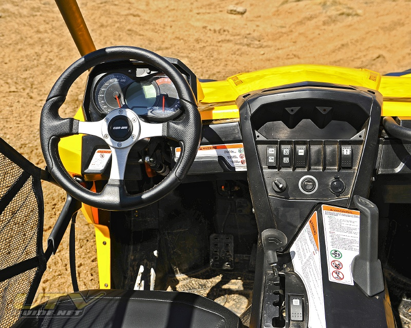 Can am commander in limp autos post for Honda limp mode