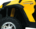 Can-Am Commander 800XT Mud Guard