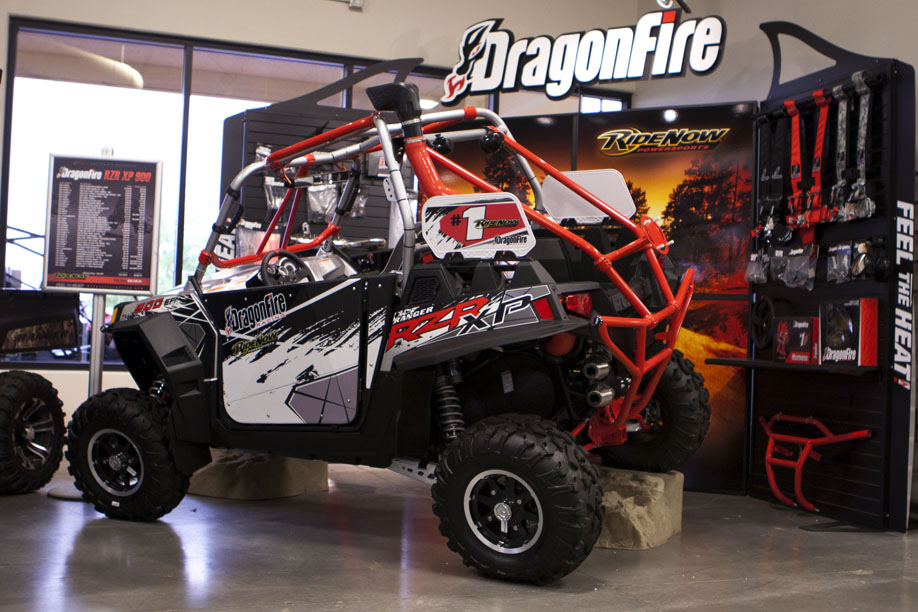 Polaris Ranger RZR - Roll Cages