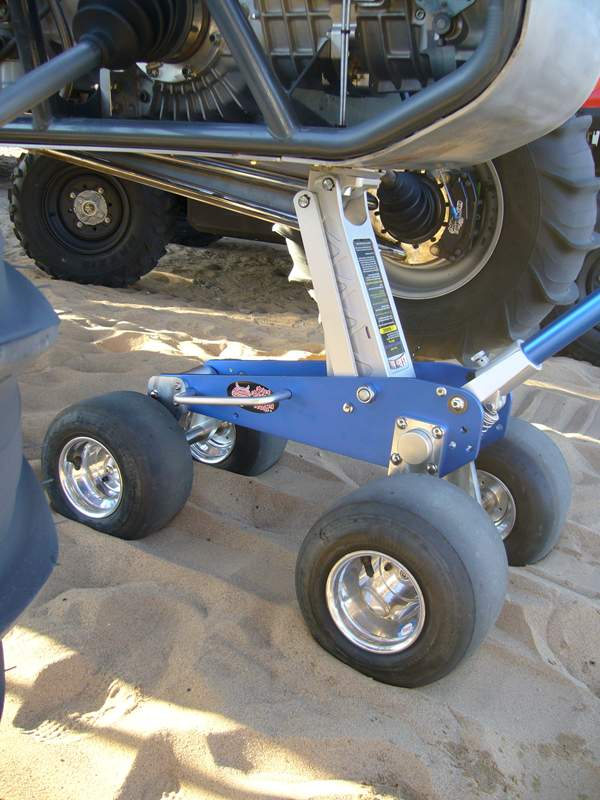 Product Review Sand Car Jack