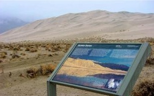Eureka Sand Dunes - Death Valley