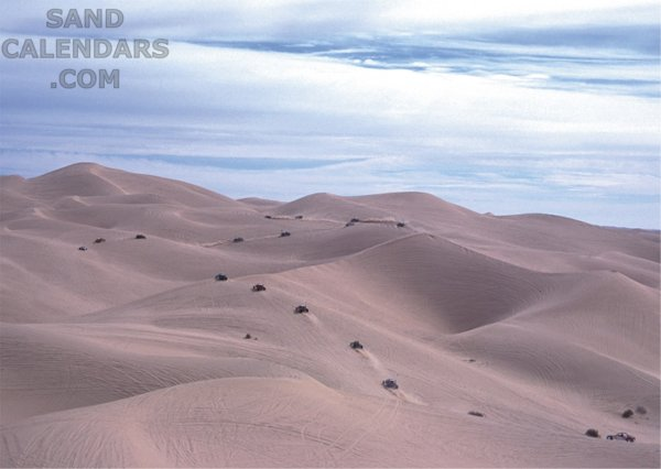 ISDRA Glamis Sand Dune Guide - Glamis dunes weather