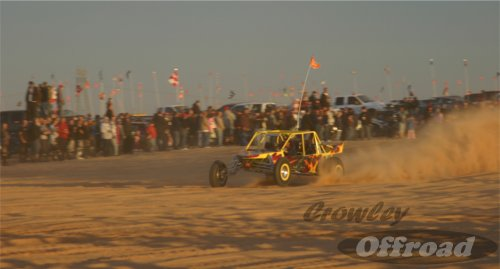 Gordon's Well Sand Drags
