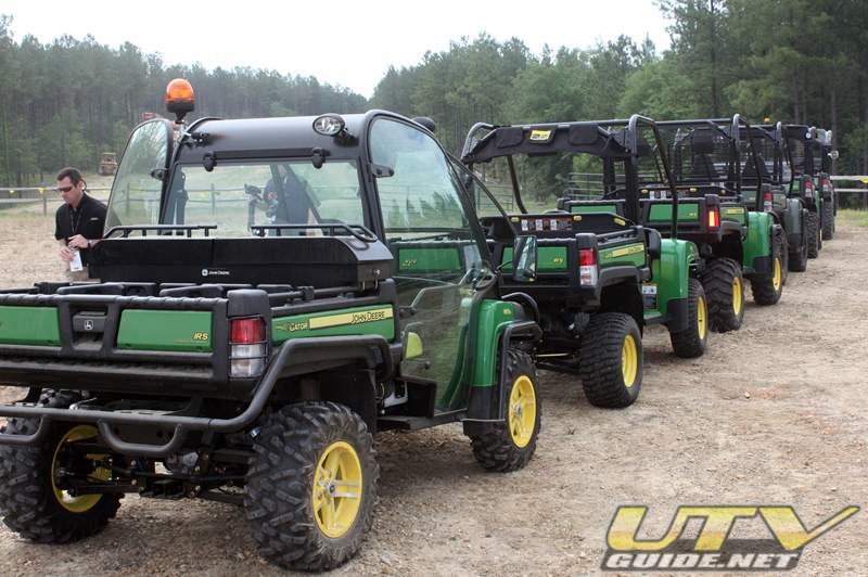 Product Review John Deere Gator 825i Xuv