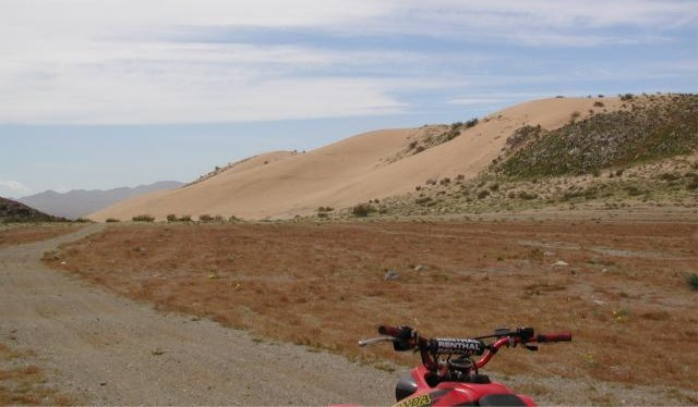 Johnson Valley OHV Area