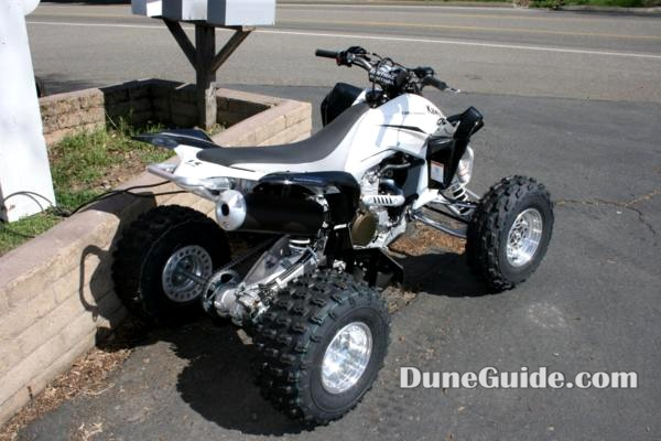 Product Review - Kawasaki KFX450R ATV