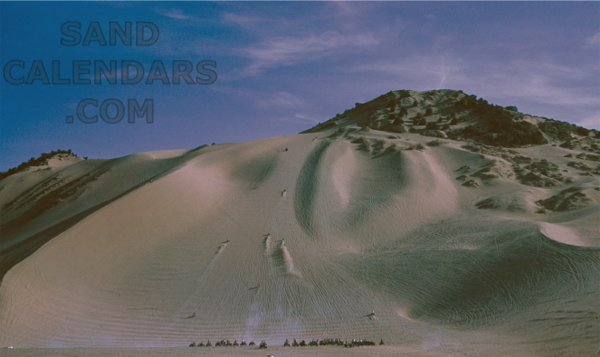 Little Sahara Sand Mountain