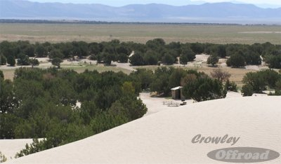 Little Sahara White Sands Campground