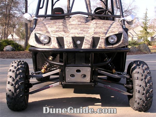 Long Travel Rhino - Elka Shocks, Mason Motorsports Arms, Gorilla Axles
