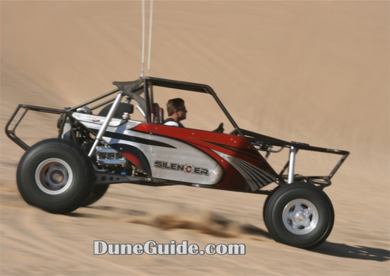 Product Review - Mid-Engine Sand Car Shootout