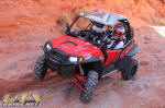 Polaris RZR XP at Logandale Trail System