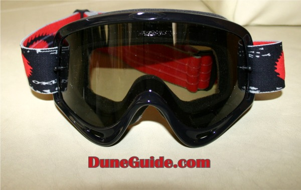 Product Review Oakley Sand Goggles