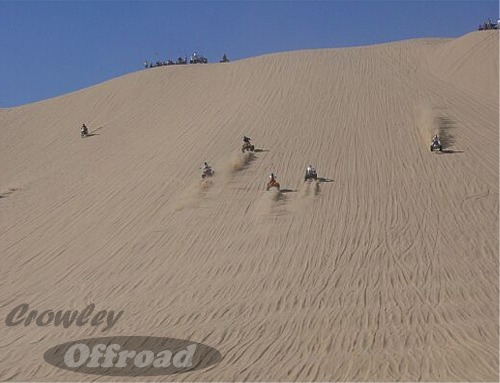 ISDRA Oldsmobile Hill Sand Dune Guide - Glamis dunes weather