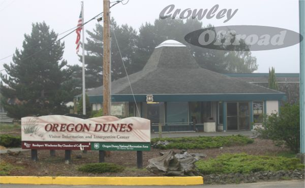 Oregon Dunes Visitor Center
