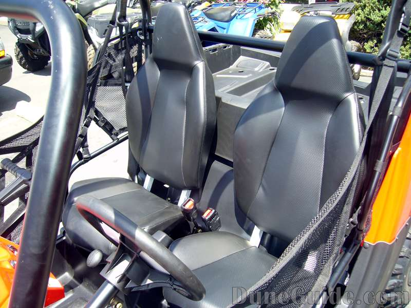 Polaris RZR Seats