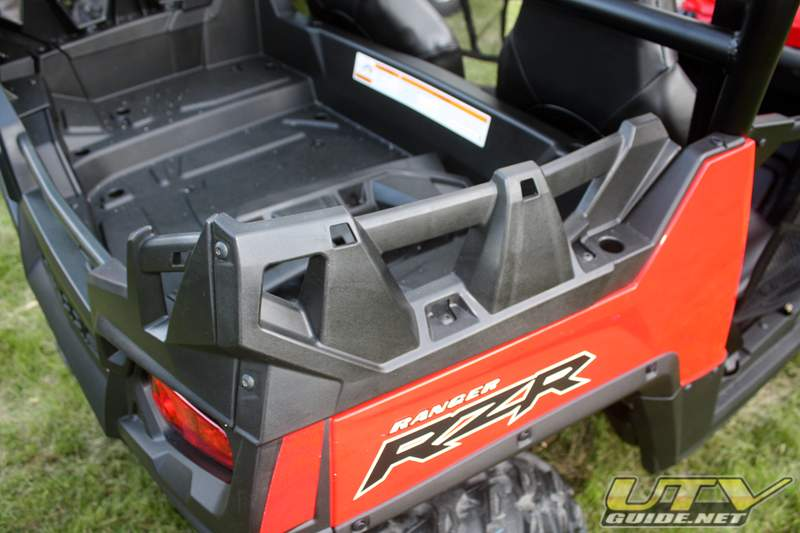 2011 Poalaris RZR Cargo Bed
