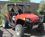 Polaris RZR - Long Travel Kit from DragonFire Racing