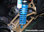 FST Motorsports - Polaris RZR Long Travel Shocks