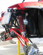 Polaris RZR Long Travel Kit - Fireball Racing