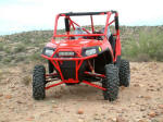Lonestar Racing - Polaris RZR Mid-Travel Kit