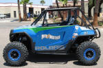 Polaris sponsored Mafia Industries RZR