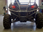 Polaris RZR Rear Bumper - RZR Crap