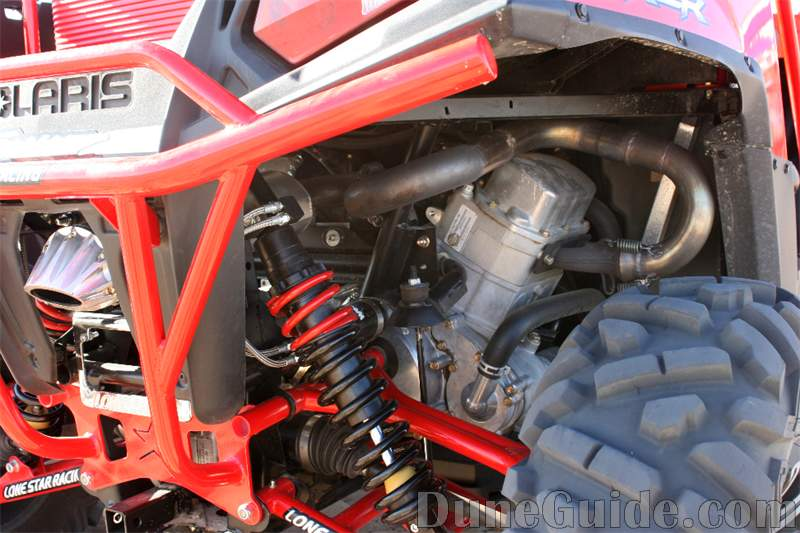 Polaris Ranger RZR - Exhaust