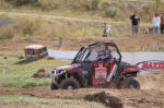 WPSA UTV - Dana Creech in a Polaris RZR