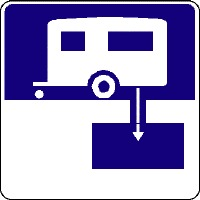What are some RV dump stations in Colorado?