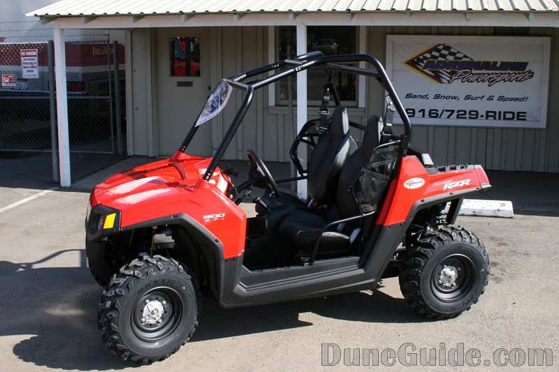 Stock Polaris Ranger RZR