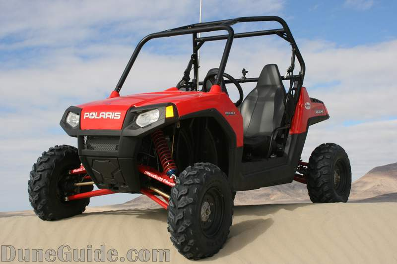 Long Travel Polaris RZR