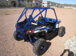 Polaris RZR Roll Cage - Jagged Extreme