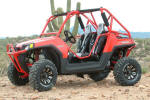 LoneStar Racing - Polaris RZR Roll Cage
