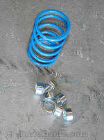 KMS Performance - Duners Kit: Clutch Spring and weights