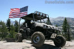 Yamaha Rhino on the Rubicon Trail