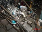 Tom Face - Twin Turbo V8 Exhaust