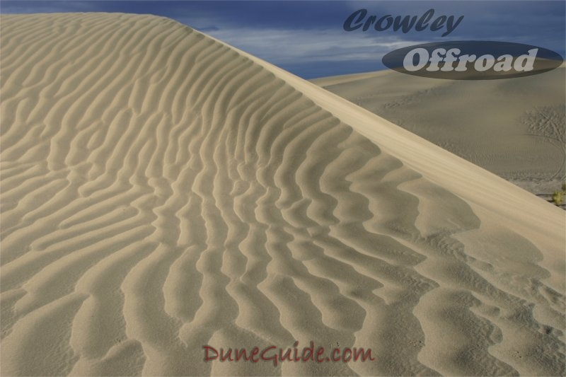Christmas Valley Sand Dune Guide