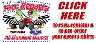 2nd annual 70cc regatta at Dumont Dunes
