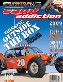 Sand Addiction Magazine